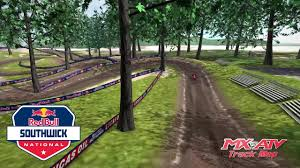Road America Track Map by 2017 Southwick Mx Track Map Transworld Motocross