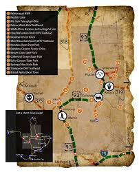 Maps Google Com Las Vegas Maps Of Lincoln County Nevada Destinations Near Las Vegas