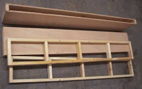 build free wooden floating shelves plans diy pdf ted mcgrath