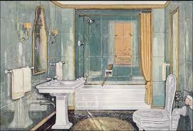 Crane Bathroom Fixtures 1926 Crane Plumbing Fixtures Sophisticated 1920s Bathroom Sea