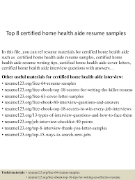 Hha Resume Home Health Aide Resume Dietary Objective Sample No Experience