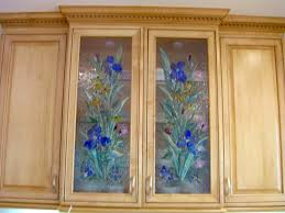 Blue Iris Kitchen Cabinet Panels Designer Glass MosaicsDesigner - Glass panels for kitchen cabinets