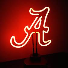 alabama roll tide neon sign roll tide