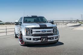 Ford F250 Truck Rims - ford f 250 xlt super duty looks slammin u0027 on 26 inch forgiato rims