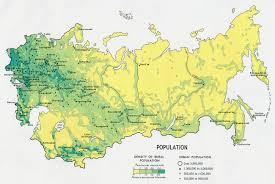 Ussr Map File Ussr Population 1974 Jpg Wikimedia Commons