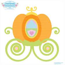 pumpkin carriage pumpkin carriage svg cut file printable