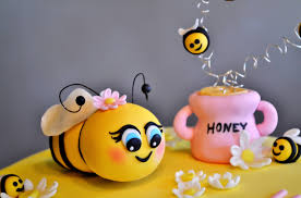 first birthday bee cake cakecentral com