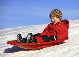 image gallery sledding