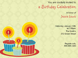 awesome sample of birthday card invitation 74 in online marriage