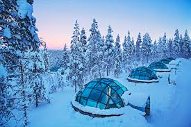 finland northern lights hotel the perfect hotel to watch the northern lights hotels