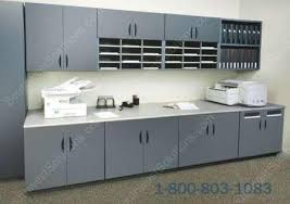 Office Storage Cabinets Copy Room Modular Casework Work Room Moveable Millwork Photos