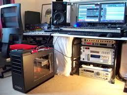 studio rack desk studio pictures from 2011