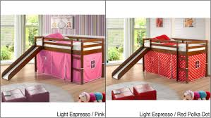 Espresso Twin Trundle Bed Bedroom Loft Bed With Dresser Trundle Bed Twin Donco Kids