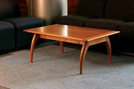 Free Woodworking Plans by Free Plan Mahogany Coffee Table Finewoodworking