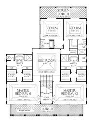 2 master suite house plans 2 master bedroom house plans images with suites clairelevy within