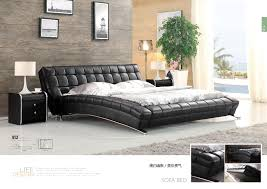Ottoman Faux Leather Bed Storage Faux Leather Bed With Gas Lift Ottoman Bed In Beds From