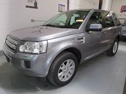 used land rover freelander cars for sale motors co uk