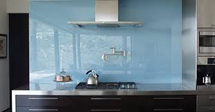Blue Kitchen Backsplash by Kitchen Design Kitchen Backsplash Glass Tile Ideas Soft Blue
