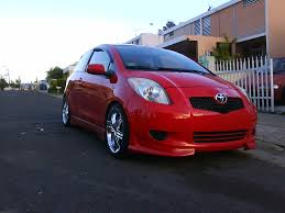 Yaris Toyota 2006 Impact35 2006 Toyota Yaris Specs Photos Modification Info At