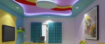kids gypsum board ceiling design home combo