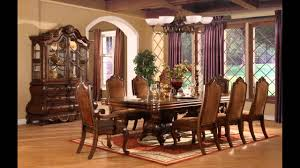 dining table and buffet set youtube