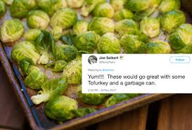 new york times brussels sprouts recipe sparks controversy