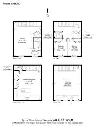 small bathroom floor plans 5 x 8 plan small mews house in notting hill