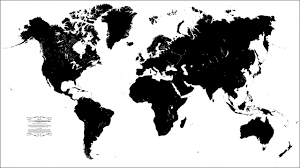 white and black wallpaper black and white world map poster throughout tagmap me