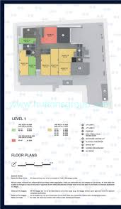 floor plan agreement shops spazio kovan