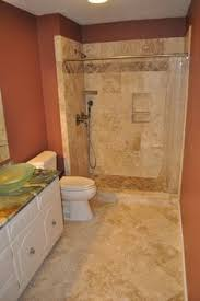 ideas to remodel bathroom bathroom half wall design ideas pictures remodel and decor