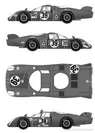 alfa romeo tipo 33 2 group 4 1968 racing cars