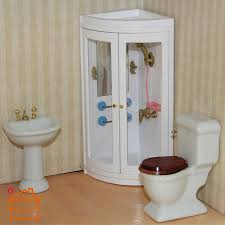 Dolls House Bathroom Furniture 1 12 Doll House Furniture Mini Cabin Bathroom Shower Play