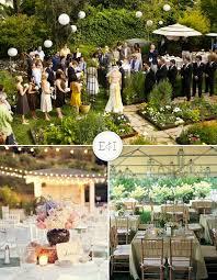 backyard weddings backyard weddings pros and cons engaged inspired wedding planning