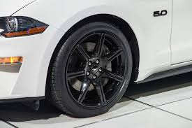 wheel mustang 2018 ford mustang look refresh since ponycar went
