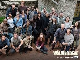 new walking dead cast 2016 the walking dead season 7 spoilers 11 different season openings