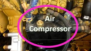 how to change your cat air compressor remove and install air
