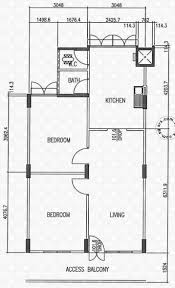floor plans for bedok north road hdb details srx property