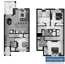 paradise palms the townhome floor plans