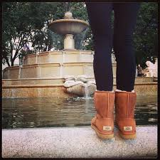 womens ugg ankle boots womens ugg boot chestnut at journeys shoes