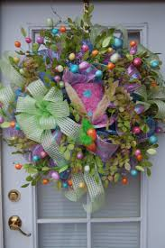 Spring Wreath Ideas 192 Best Deco Mesh Images On Pinterest Wreath Ideas Deco Mesh