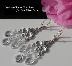 sensitive earrings for sensitive ears