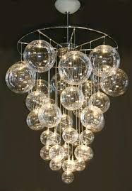chandelier glamorous contemporary chandelier lighting modern chandelier contemporary chandelier lighting contemporary crystal chandeliers hanging circle silver iron bubble crystal lamp jpg