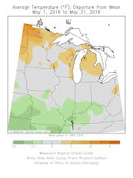 Illinois State University Map by Hydroclim Minnesota For Early June 2017 Minnesota Dnr