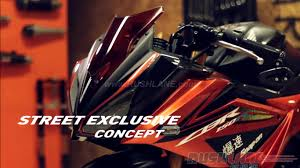 2016 honda cbr150r customized photos and video
