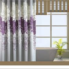 Purple Shower Curtain Sets - shower curtains sets x long extra long 72 x 78 inch flowers
