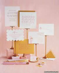 What Color Compliments Pink by Wedding Colors Pink And Gold Martha Stewart Weddings