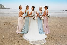 ghost wedding dress country cornish pastel wedding whimsical weddings