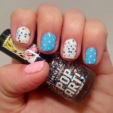 dahlia nails easy nail art in 15 minutes