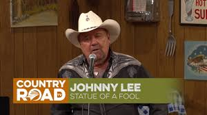 Im Gonna Hire A Wino To Decorate Our Home by Johnny Lee Sings Statue Of A Fool Youtube