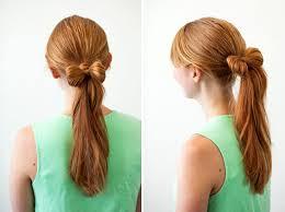 bow hair hair bow ponytail